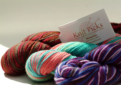 Knit Picks Memories